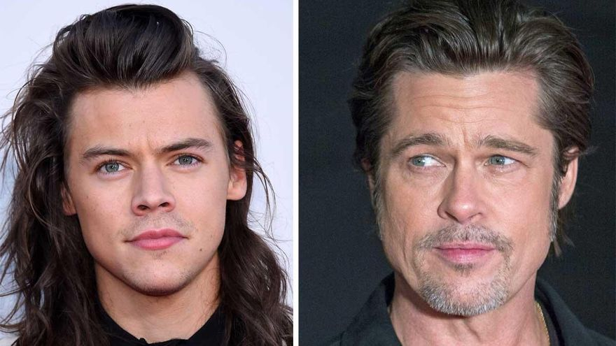 Brad Pitt y Harry Styles, juntos en 'Faster, cheaper, better'
