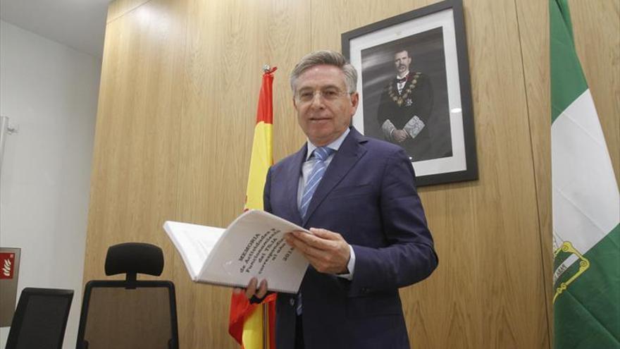 Sánchez Zamorano, único candidato a presidir la Audiencia provincial
