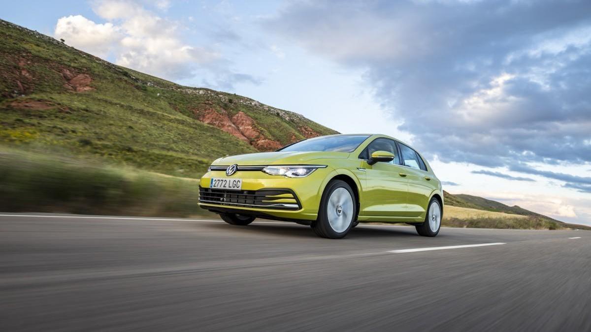 Ya está a aquí el nuevo Volkswagen Golf VIII de 2020