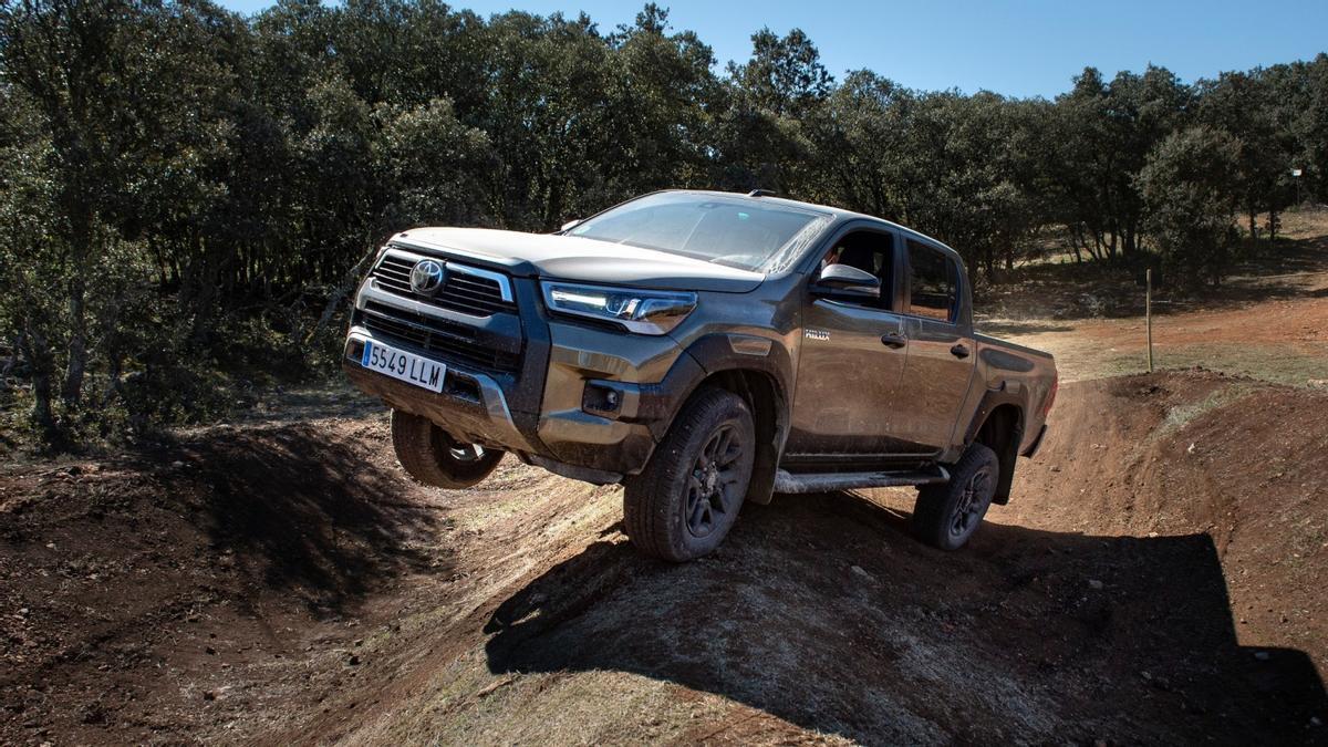 Probamos la gama 4×4 de Toyota: Preparados para la vida al aire libre