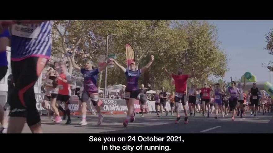 Este domingo 25 de octubre de 2020 era el día del Medio Maratón Valencia
