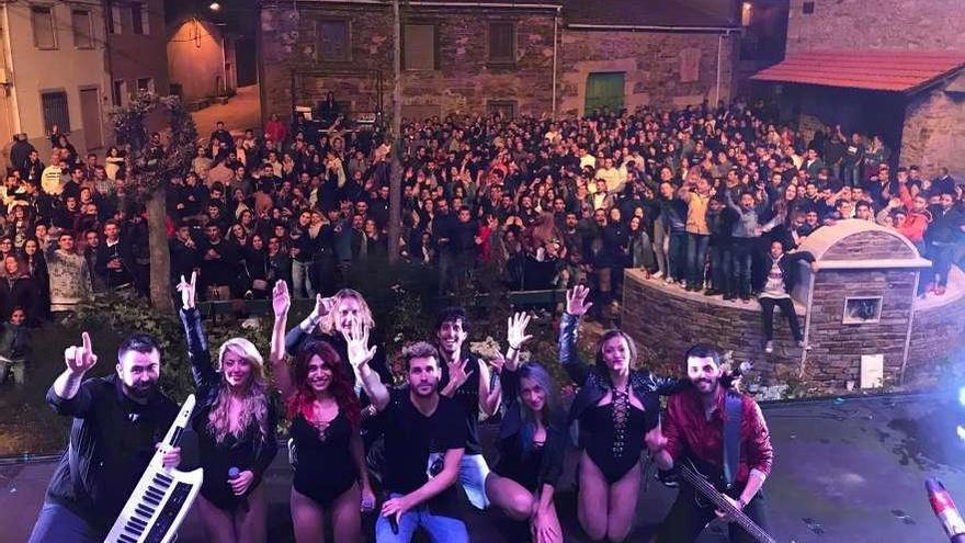 De Eurovisión a Gallegos del Río