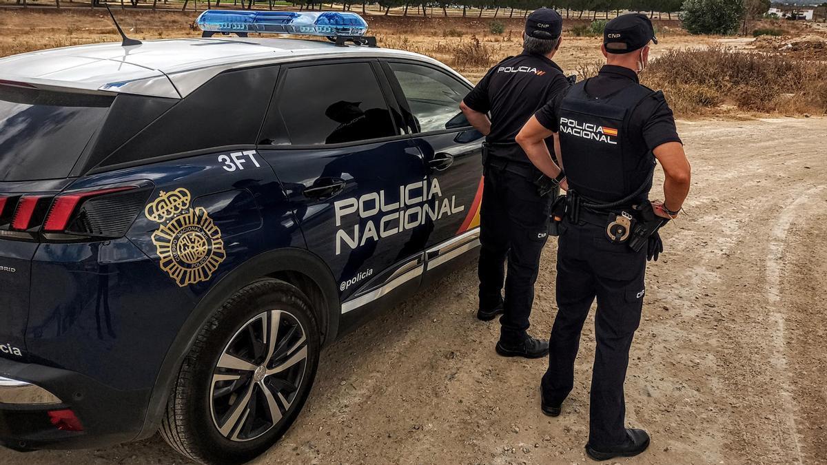 La Policía Nacional ha llevado a cabo la operación antidroga.