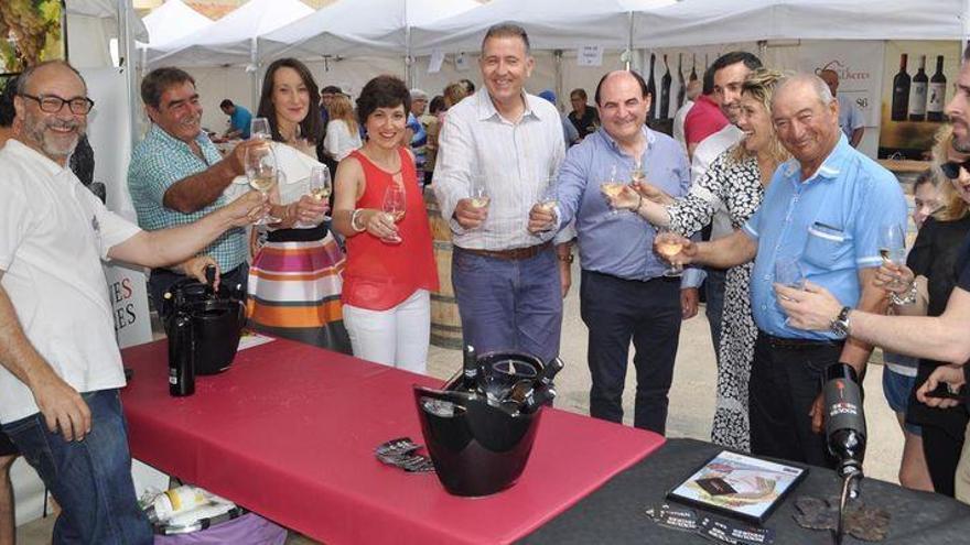 Les Useres presume de cultura del vino con su participativa feria