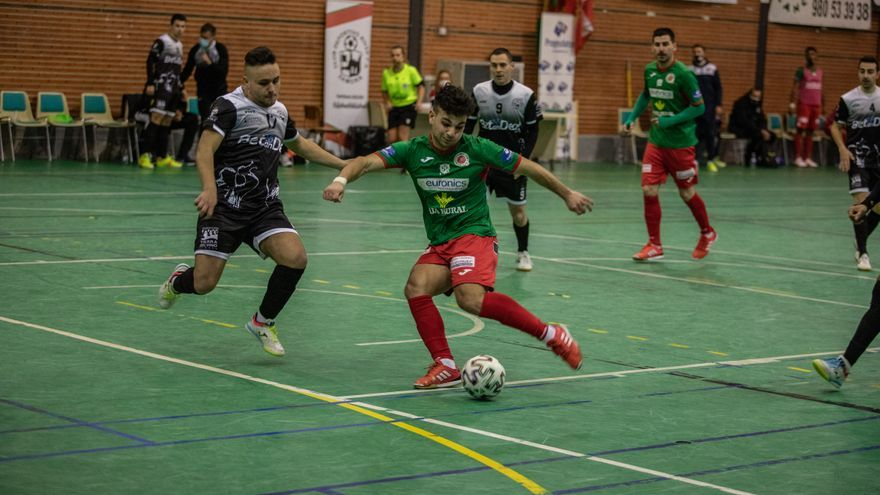 River FS e Inter Sala Zamora firman las tablas