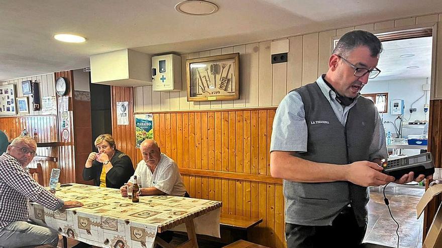 La zona del centro de Asturias que no tiene ni cobertura de teléfono ni internet