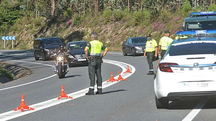 Otro accidente en la curva donde murió un guardia civil evidencia el riesgo de la EP-8001