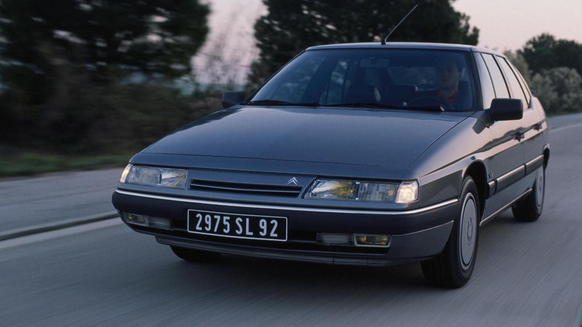 Citroën XM, la gran berlina que sorprendió en los años 90 por su diseño y sus innovaciones tecnológicas