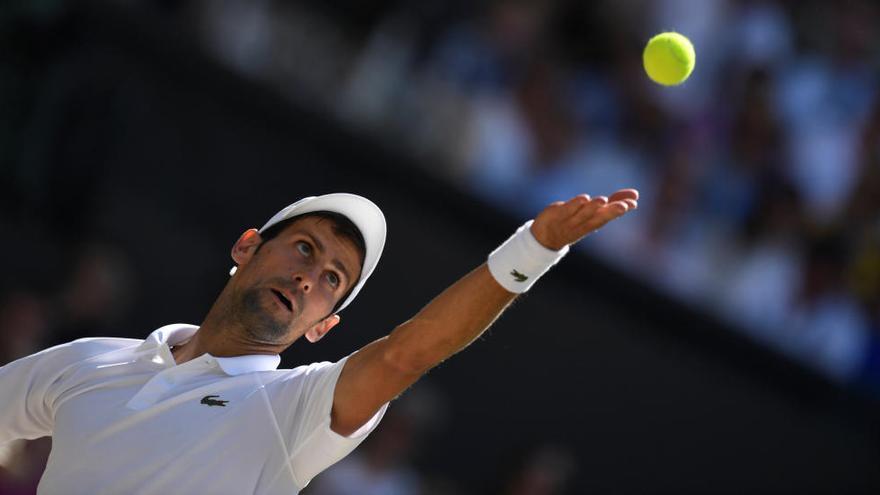 Novak Djokovic derrota a Anderson i aconsegueix el seu quart Wimbledon
