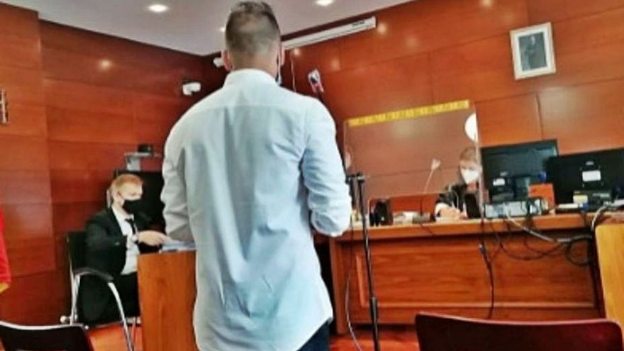 La fiscal pide sentar en el banquillo de nuevo al joven zamorano que mató a un peatón en siglo XXI