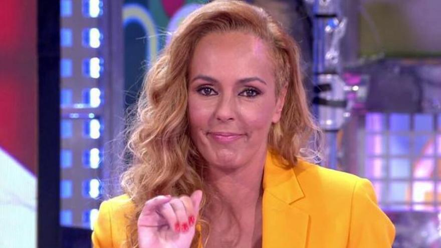 Sálvame destierra a Rocío Carrasco