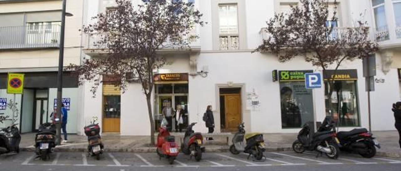 La crisis sube a los saforenses a la moto