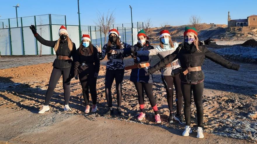 VÍDEO | Las zangarronas de Montamarta desean feliz Día de Reyes