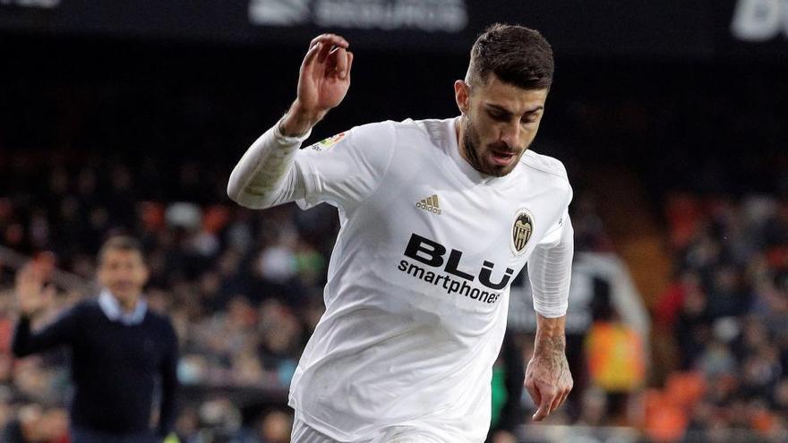 El Valencia cede al lateral Piccini al Atalanta por un año