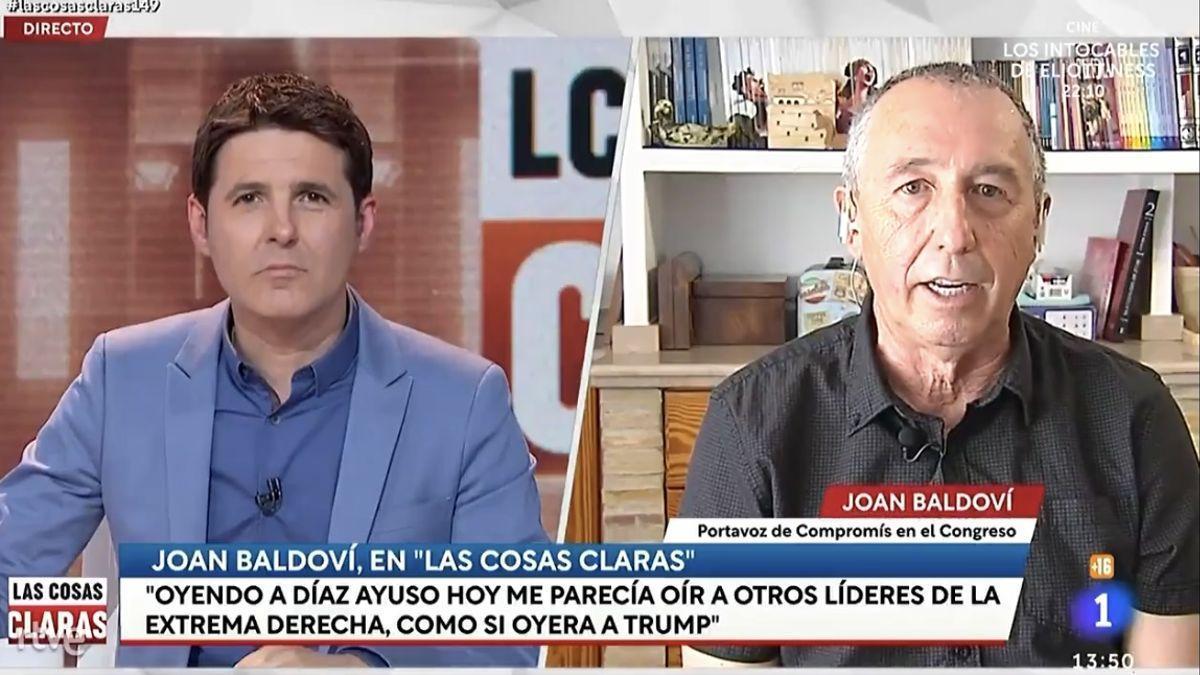 El presentador Jesús Cintora.