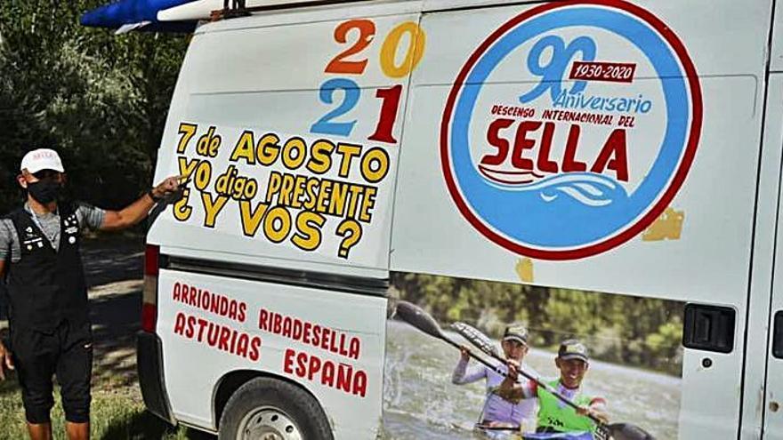 El Sella se deja ver en Argentina de la mano de Omar Linares