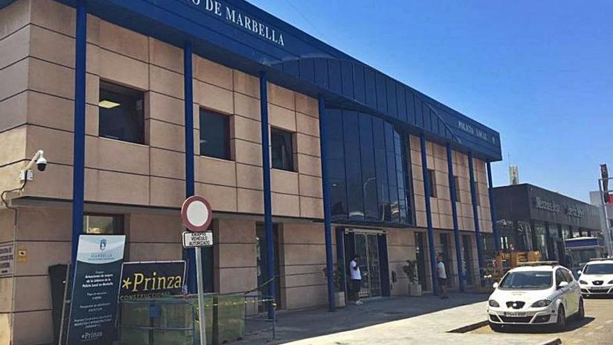 Refuerzos procedentes de otros destinos para la Policía Local de Marbella