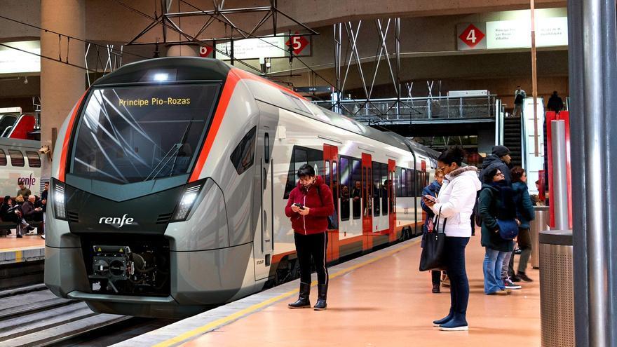 Stadler firma con Renfe el contrato para fabricar 59 trenes por 998 millones de euros