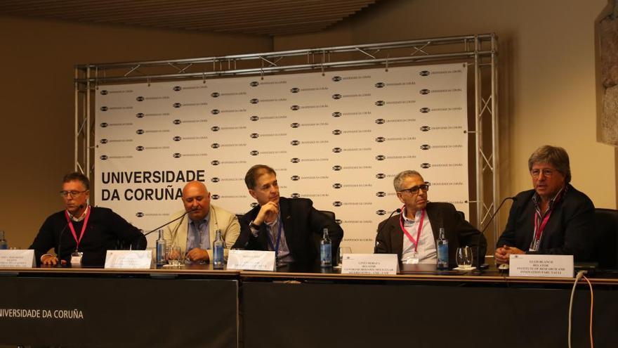 Expertos analizan en A Coruña los avances en cáncer, medicina personalizada y Big Data