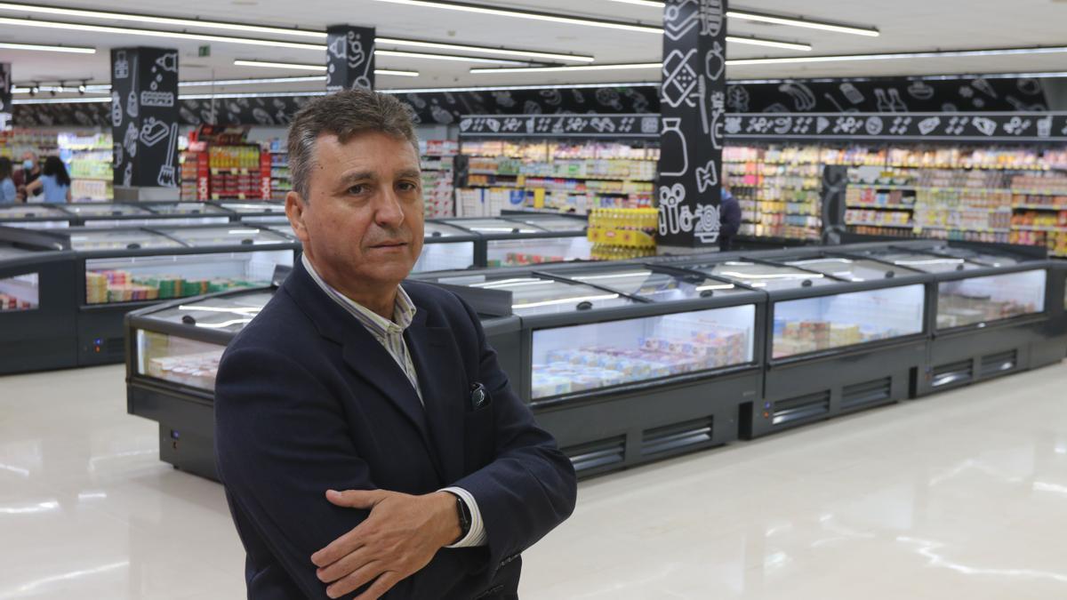 Sergio Cuberos, gerente de Maskom