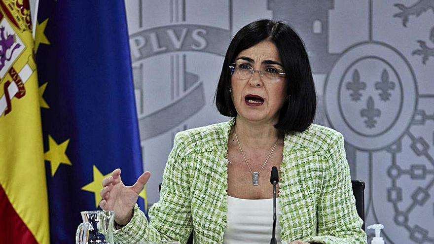 El Ministerio descarta normas conjuntas y empieza la disparidad entre regiones