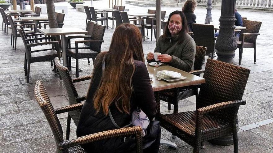 La restauració  de Girona reclama obrir a l'hora de servir sopars
