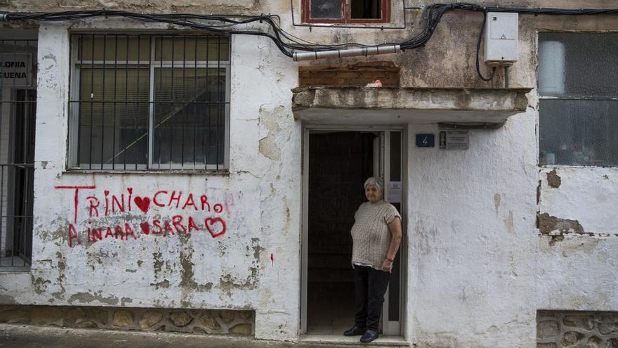 Inseguridad, suciedad, okupas… Así son los barrios más pobres de la provincia de Alicante