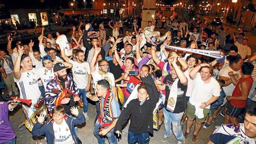 Champions League-Finale: Mallorca bereitet die Party vor