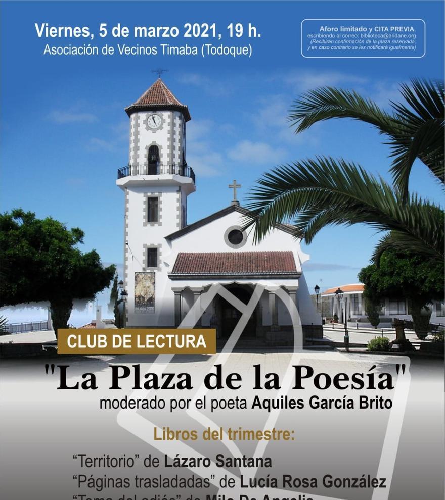 Club de Lectura 'La Plaza de la Poesía'
