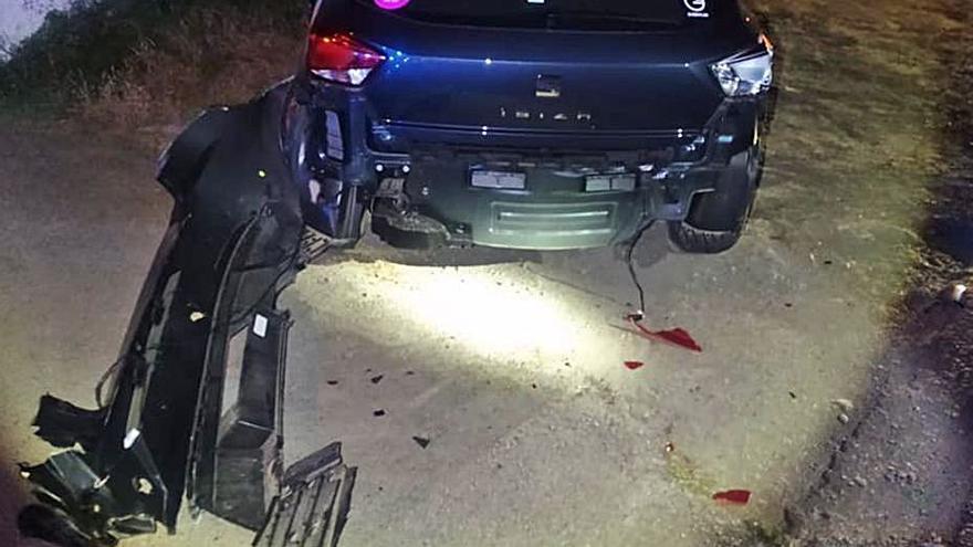 Localizan a dos conductores que huyeron tras accidentes en Alcúdia