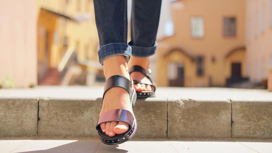 Tips para escoger el calzado más cómodo con la llegada del calor