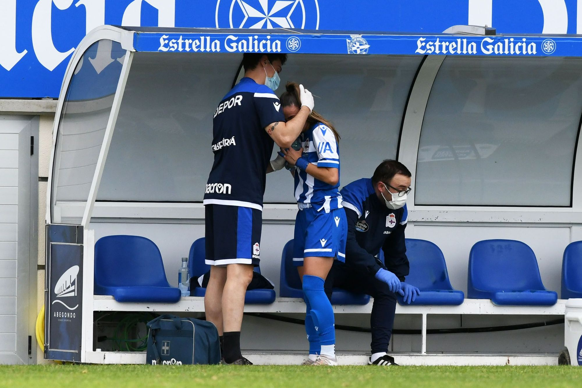 El Dépor Abanca le gana 3-0 al Athletic para cerrar la liga