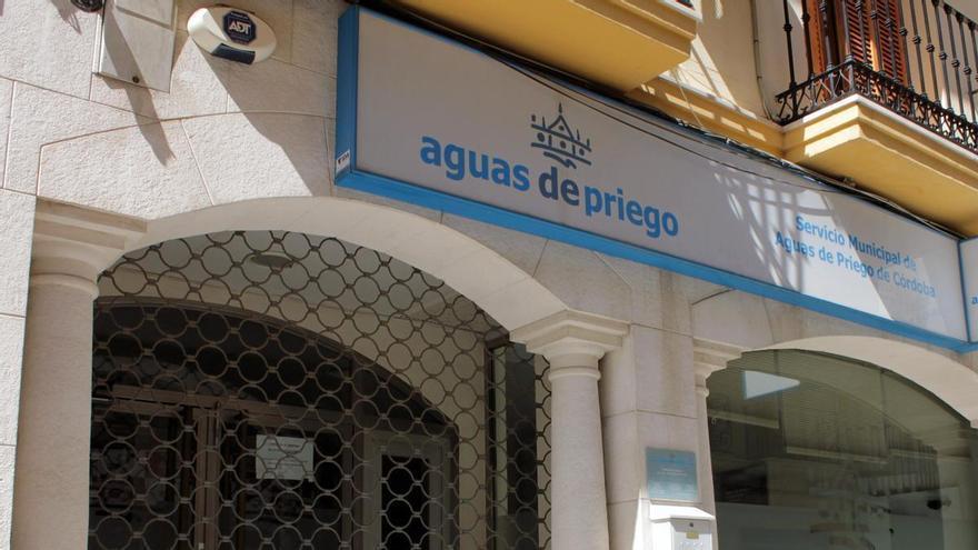 Varios informes avalan la gestión directa de la empresa de aguas de Priego