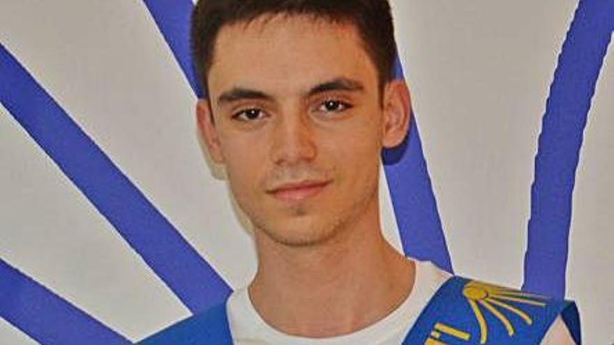 La USAL premia a un alumno del IES León Felipe por sus calificaciones en la EBAU