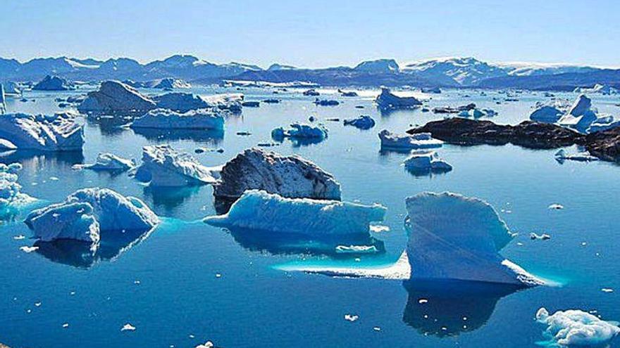 Una onada de calor provoca un episodi de desglaç «massiu» a Groenlàndia