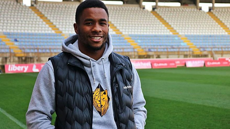 Kawaya, segunda incorporación para el FC Cartagena