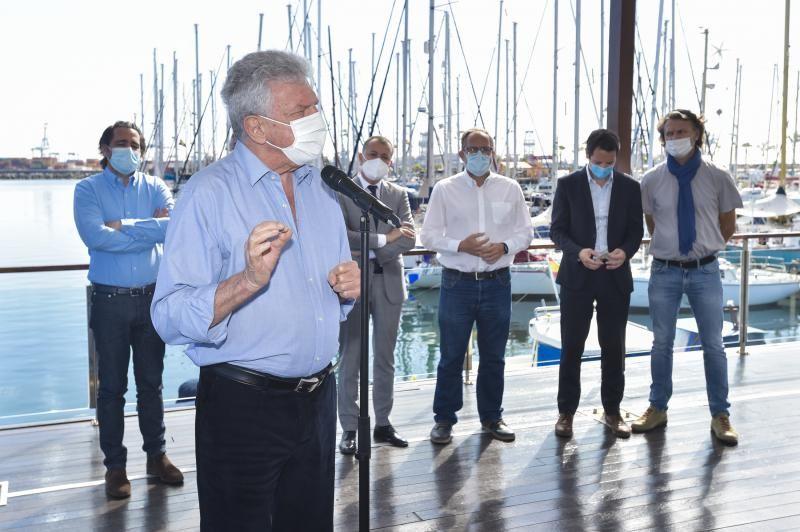 Presentación de la Prosailing Tour Ocean Fifty