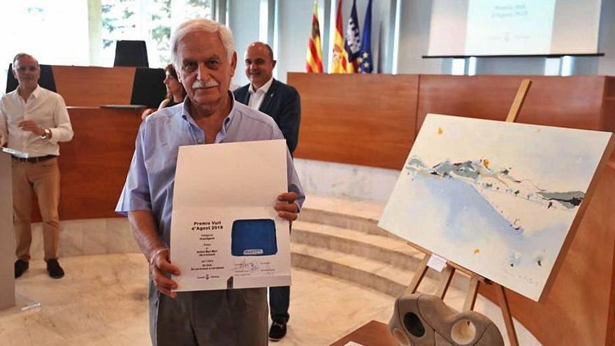 Las Jornades de Cultura Popular homenajean a Antoni Marí 'Rota'