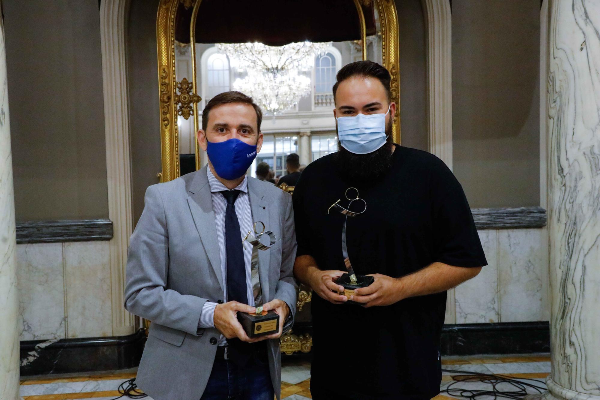 V Premios Periodísticos de la Policía Local de València