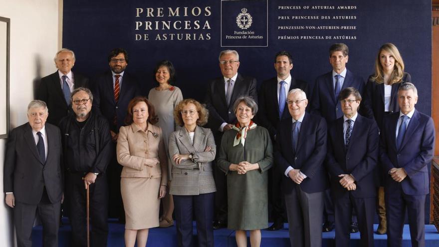 """El jurado decide entre 28 candidaturas el Premio """"Princesa de Asturias"""" de Comunicación y Humanidades 2020"""