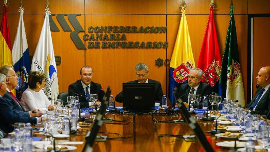 Veinte empresas se disputan la ejecución del primer tramo de la MetroGuagua