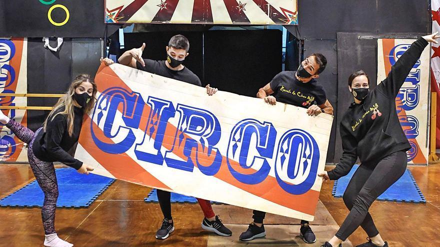 La pasión del circo está más viva