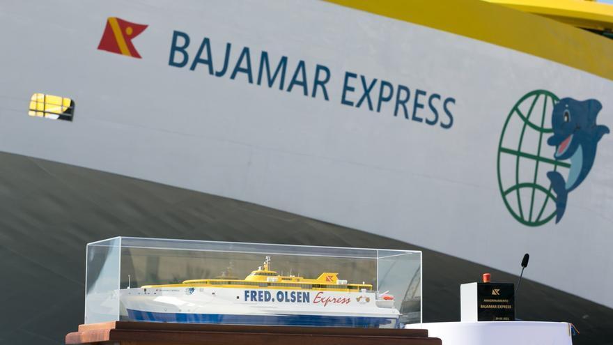 Amadrinamiento del Bajamar Express