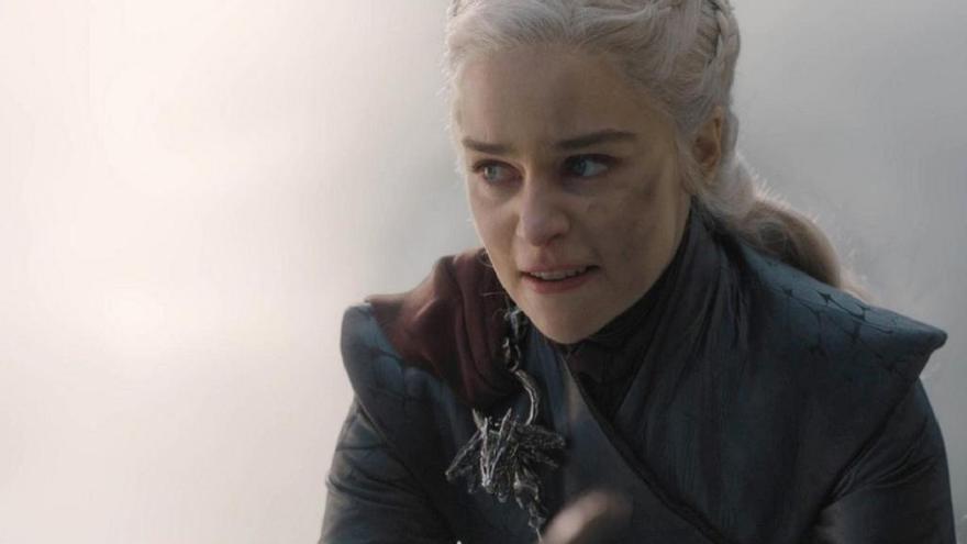 Emilia Clarke sigue molesta con su final en 'Juego de Tronos'