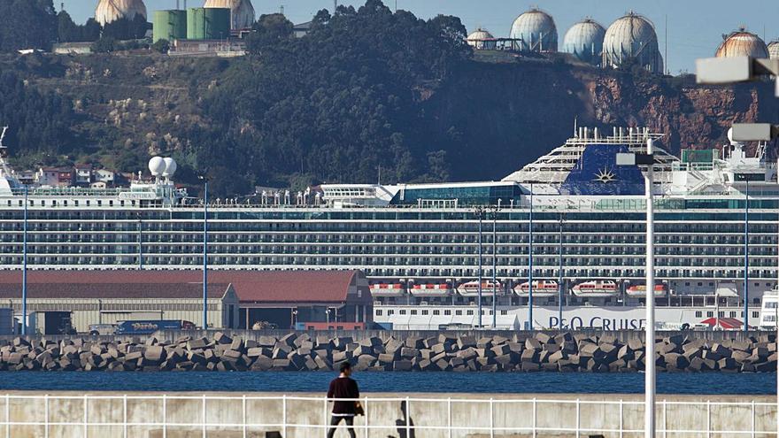 """Los comerciantes retiran su plan para captar cruceristas por su """"nulo"""" impacto"""