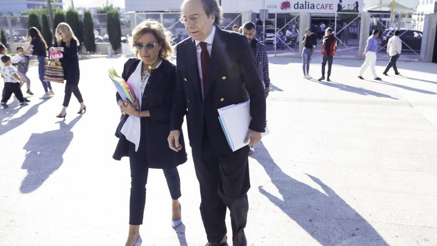 La exconsejera Martínez-Cachá será procesada por prevaricación
