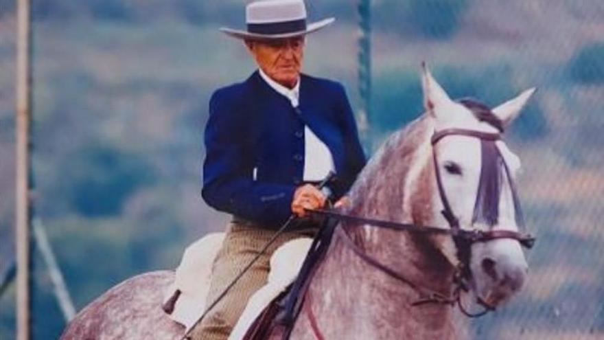 Enrique Ferrer, una vida de pasión por la hípica
