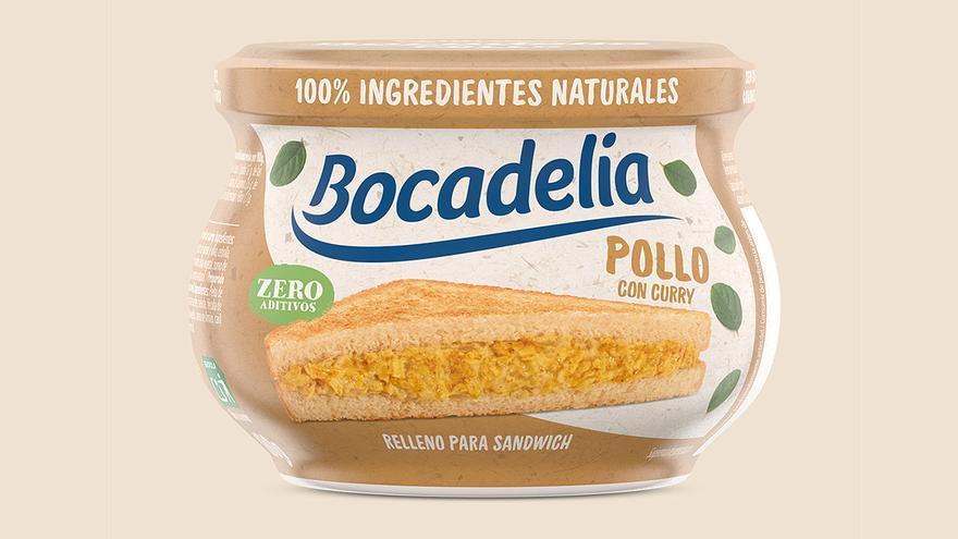 Sanidad retira un lote de relleno para sándwich de Bocadelia por no avisar de que lleva leche