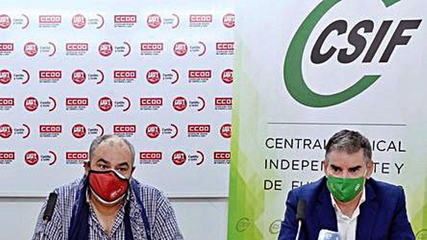 Quejas entre los empleados públicos de Castilla y León tras la subida de sueldo en Enfermería