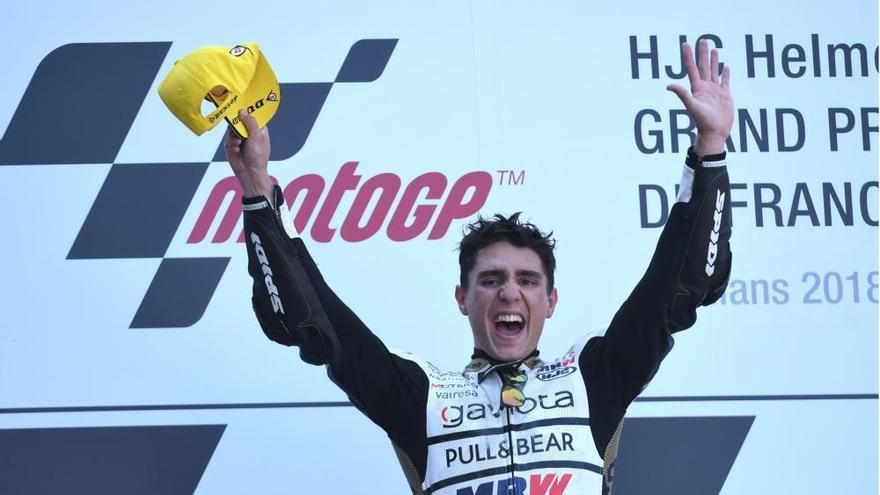 Márquez, más líder tras ganar con autoridad en Le Mans